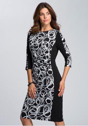 HERMANN LANGE Collection Cocktailkleid, Jerseykleid mit grafischem Druck kaufen