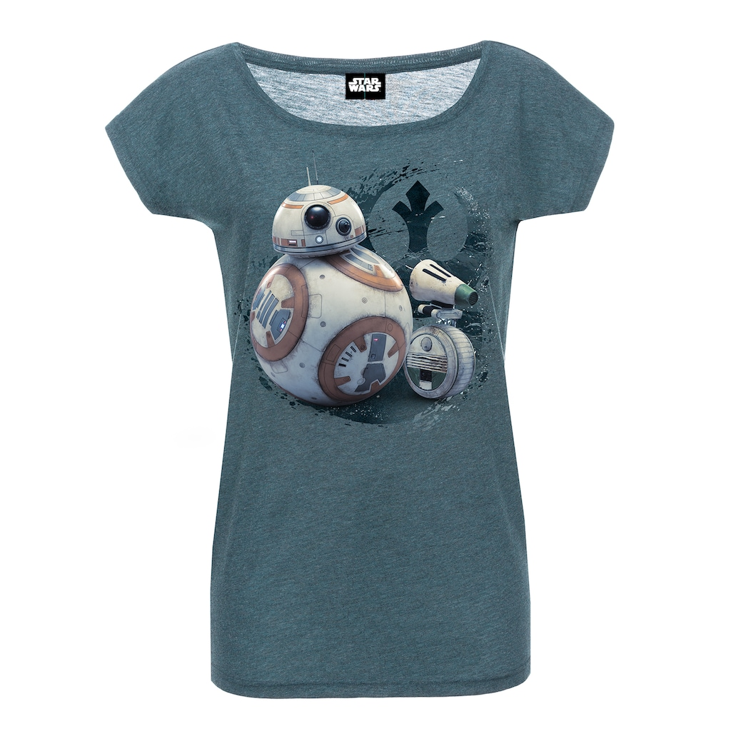 Star Wars T-Shirt »Star Wars Friendship«