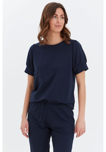 fransa Sweatshirt »Fransa FXTESWEAT 4«, Damen Sweatshirt Halbarm kaufen