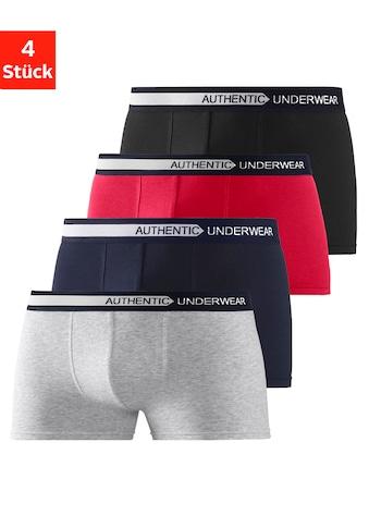 AUTHENTIC UNDERWEAR Boxer, mit Logo Webbund kaufen