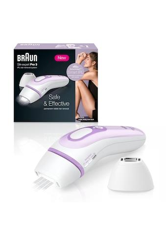 Braun IPL-Haarentferner »Silk·Expert Pro 3 PL3132«, 300.000 Lichtimpulse kaufen