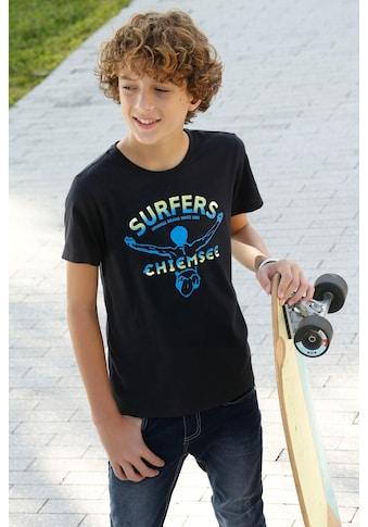 Chiemsee T-Shirt, mit Druck kaufen