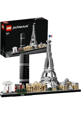 """LEGO® Konstruktionsspielsteine """"Paris (21044), LEGO® Architecture"""", Kunststoff, (649 - tlg.) kaufen"""