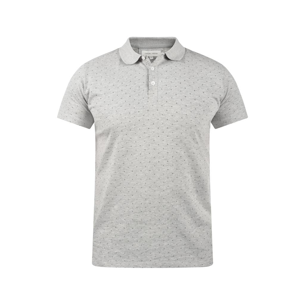 Casual Friday Poloshirt »20502684«, Polo mit modischen Details