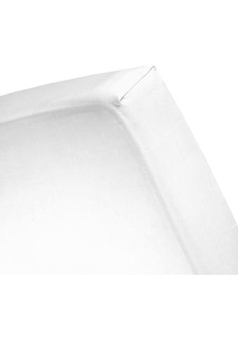 Cinderella Spannbettlaken »Molton«, in hochwertiger Qualität kaufen