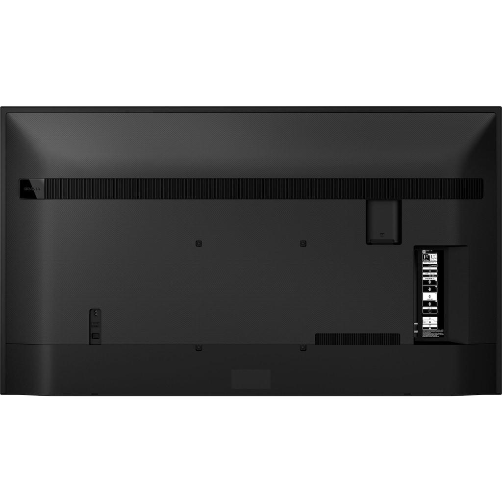 "Sony LCD-LED Fernseher »KD-65X81J«, 164 cm/65 "", 4K Ultra HD, Smart-TV-Android TV-Google TV, High Dynamic Range (HDR), BRAVIA, 2021 Modell"
