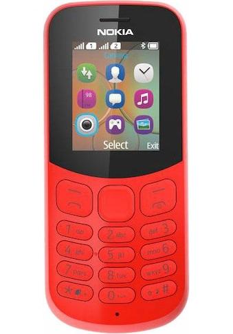 Nokia 130 DualSIM Handy (4,6 cm / 1,8 Zoll) kaufen