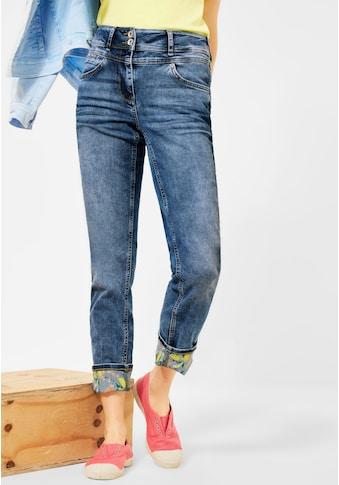 Cecil 7/8-Jeans, 4-Pocket Style kaufen