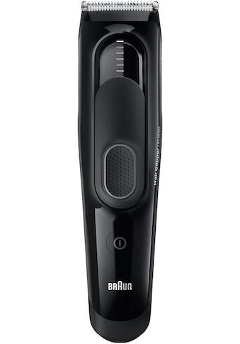 Braun Haar- und Bartschneider »HC5050«, 2 Aufsätze, ultimatives Haarschneiden, Erlebnis von Braun in 17 Längen kaufen
