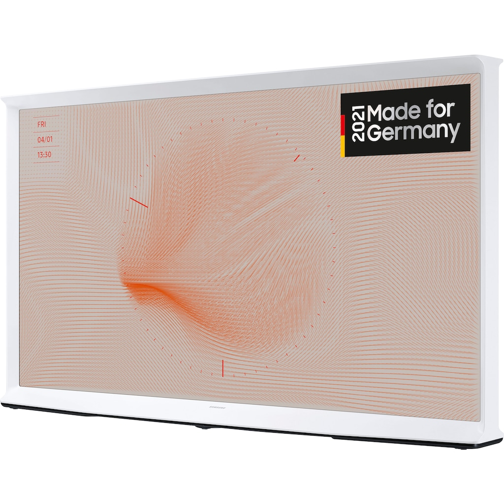 "Samsung QLED-Fernseher »GQ49LS01TAU ""The Serif""«, 123 cm/49 "", 4K Ultra HD, Smart-TV"