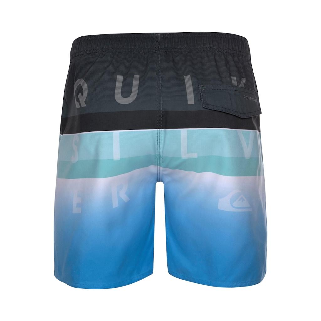 Quiksilver Boardshorts »DEKSEY WORDBLOW«