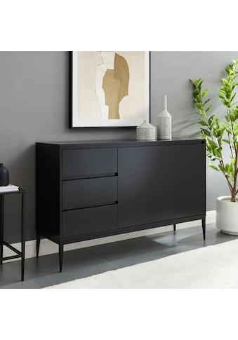 Places of Style Sideboard »Saltaire«, In modernem Design, Ganzmetall-Scharniere kaufen