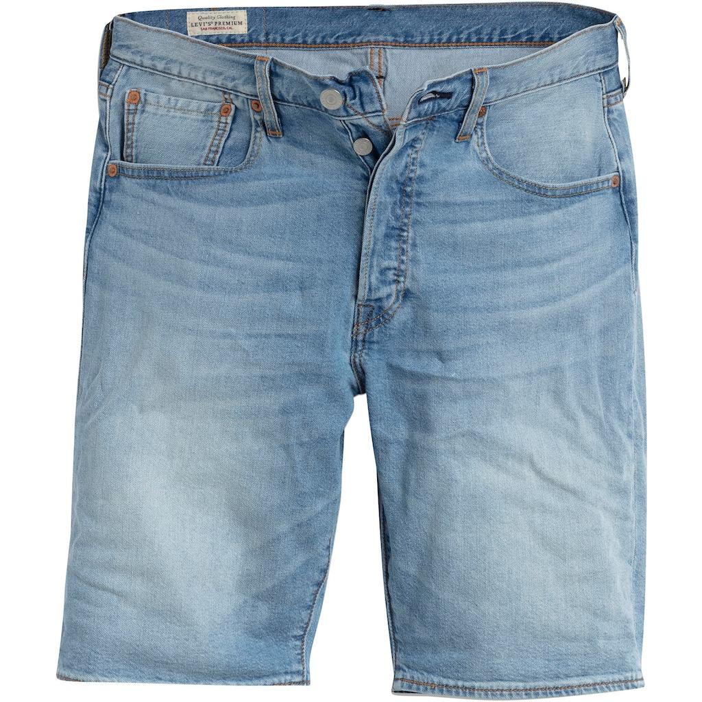 Levi's® Jeansshorts »501®«