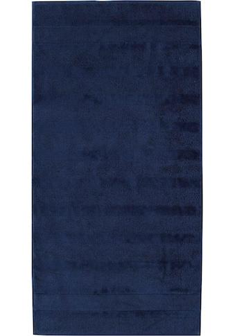 Cawö Handtücher »Noblesse²«, (2 St.), mit Kordelaufhänger kaufen