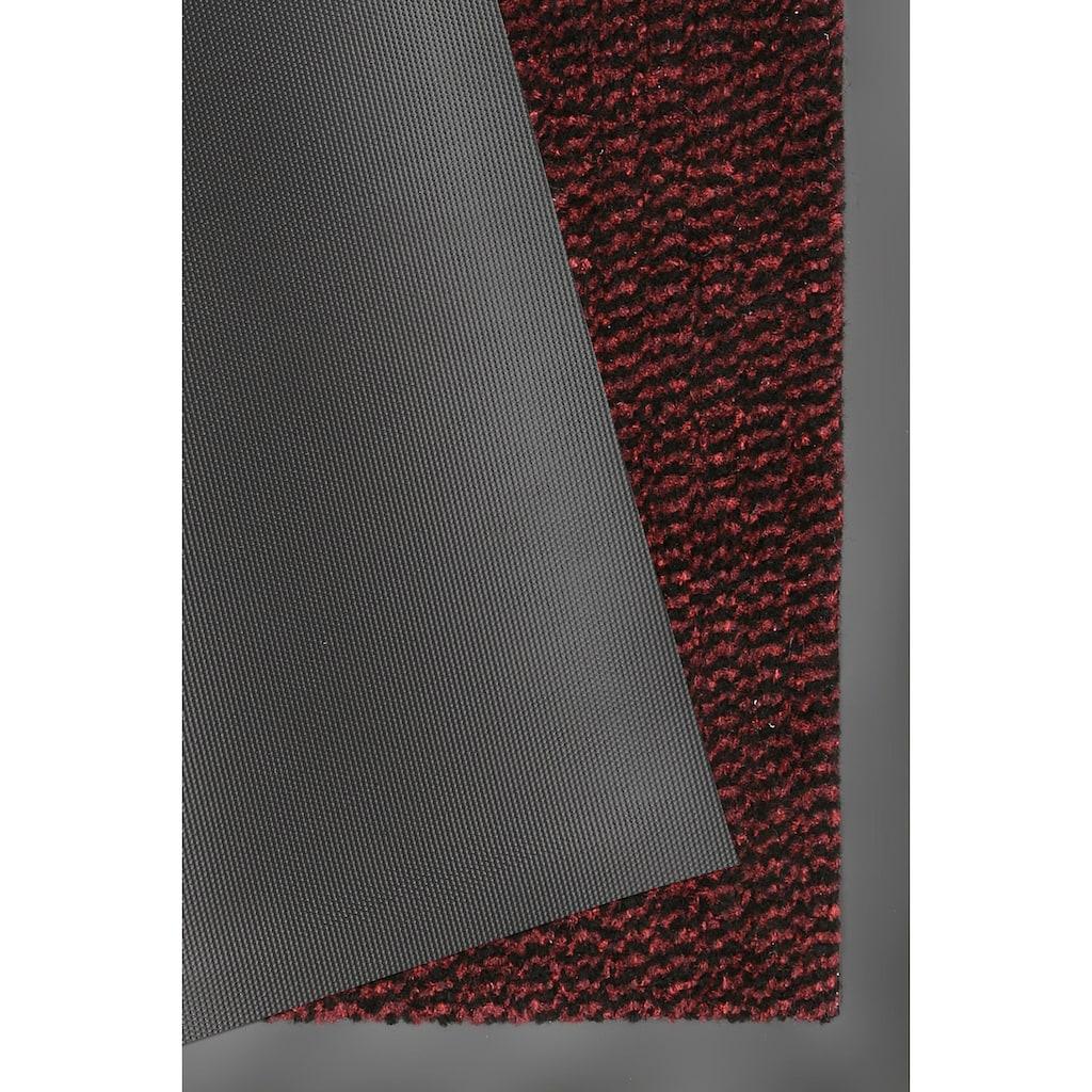 HANSE Home Fussmatte »Faro Line«, rechteckig, 10 mm Höhe, Schmutzfangmatte