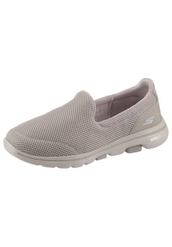 Skechers Slipper »GO WALK 5«, für Maschinenwäsche geeignet kaufen
