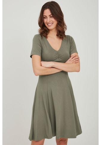 fransa Jerseykleid »Fransa Sommerkleid mit Muster«, Sommerkleid kaufen
