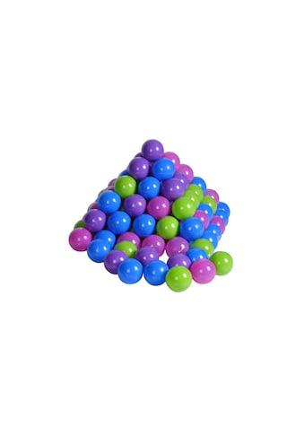 Knorrtoys® Spielball »Spielbälle Blau, KNORRTOYS.COM® (100 Stck.)«, (Packung, 1) kaufen