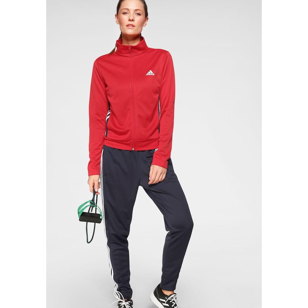 adidas Performance Trainingsanzug »TEAM SPORT«, (Set, 2 tlg.)