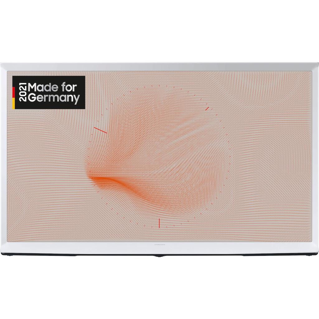 "Samsung QLED-Fernseher »GQ55LS01TAU ""The Serif""«, 138 cm/55 "", 4K Ultra HD, Smart-TV"