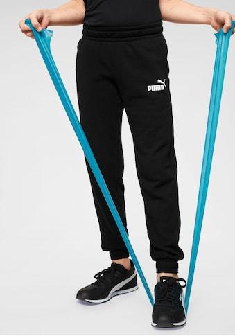 PUMA Jogginghose »ESSENTIAL LOGO SWEAT PANTS TR CL BOYS« kaufen