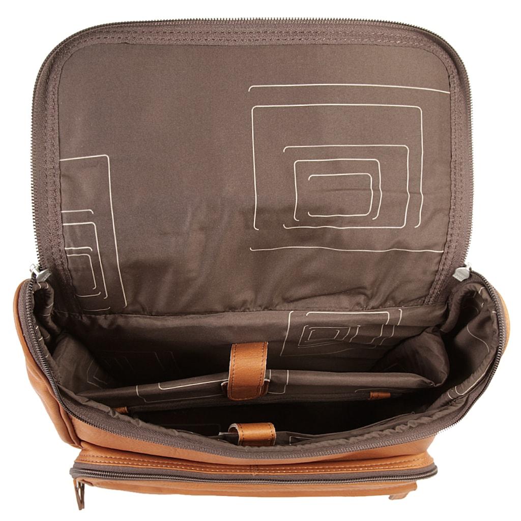 Harold's Laptoprucksack »COUNTRY«, gepolstert