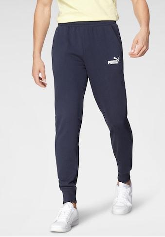 PUMA Jogginghose »ESS Logo Pants TR cl« kaufen