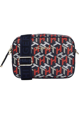 Tommy Hilfiger Mini Bag »ICONIC TOMMY CAMERA BAG CRP MONO«, im Tommy Hilfiger Muster kaufen