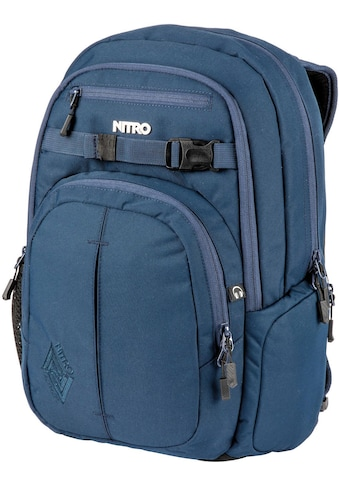NITRO Schulrucksack »Chase, Indigo« kaufen