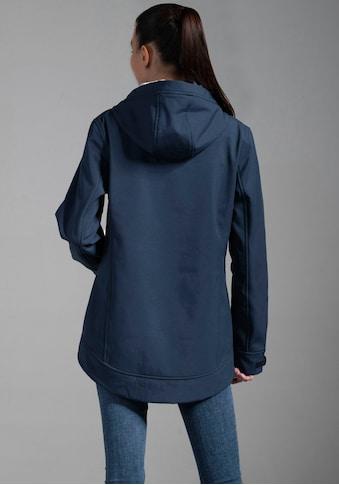 Ocean Sportswear Softshelljacke »Nachhaltig aus recyceltem Material«, mit... kaufen