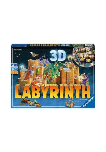 Ravensburger Spiel »Das verrückte Labyrinth 3D« kaufen