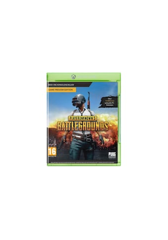 Microsoft Spiel »PUBG Playerunknown's Battlegrounds (Code in a Box)«, Xbox One kaufen