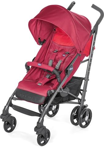 Chicco Sport-Kinderwagen »Liteway³, Red Berry«, mit Regenschutz; Kinderwagen, Buggy,... kaufen