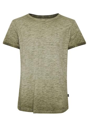 Blend Rundhalsshirt »Mino«, T-Shirt in Cold-Dyed-Waschung kaufen