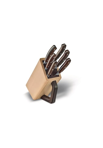 Victorinox Messerblock »mit Messer Grand Matre 6-teilig«, Herkunftsland Kroatien kaufen