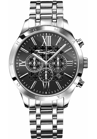 THOMAS SABO Chronograph »REBEL URBAN, WA0015 - 201 - 203« kaufen