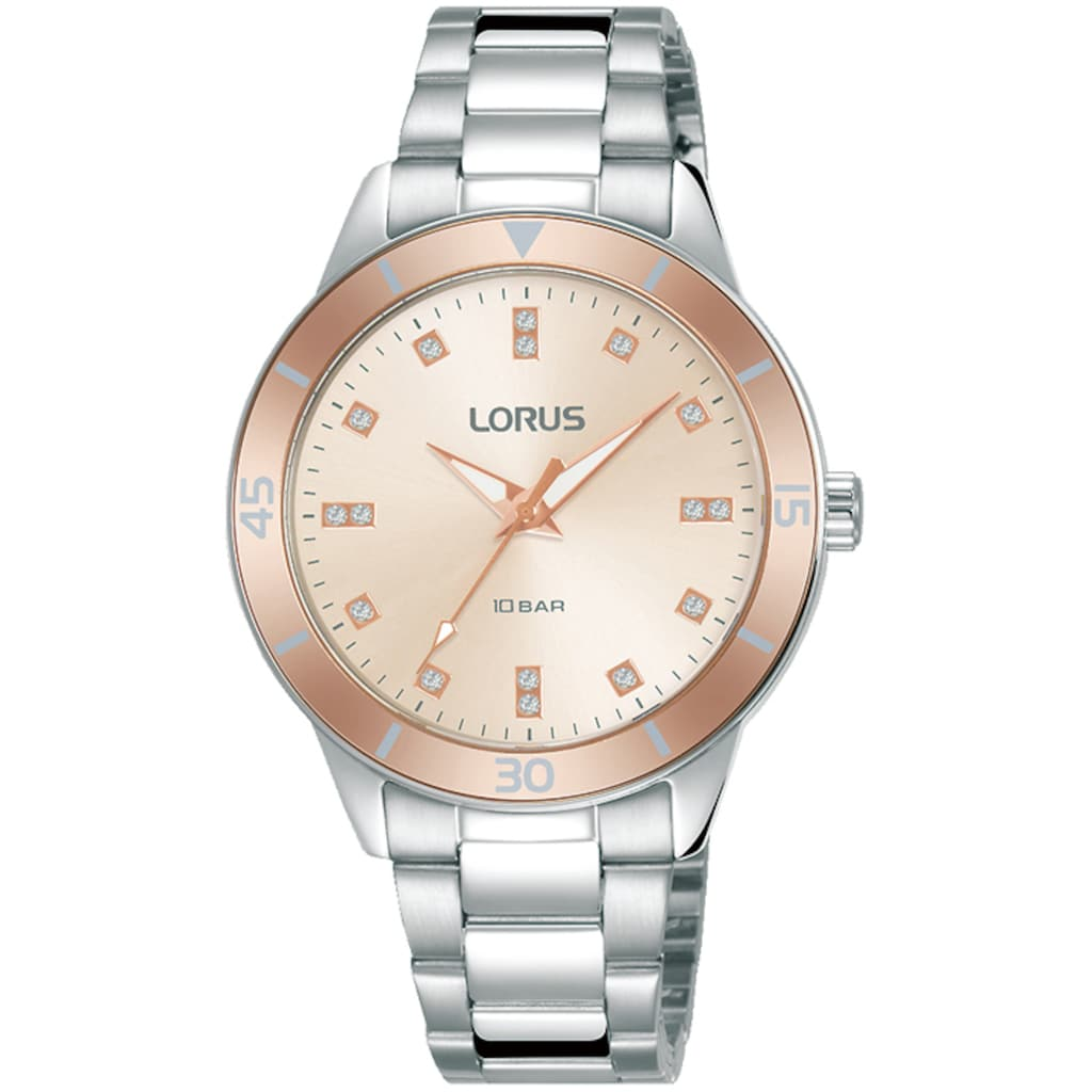 LORUS Quarzuhr »Lorus Fashion, RG241RX9«