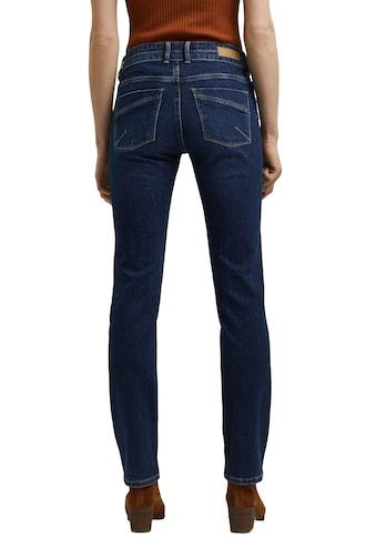Esprit Straight-Jeans, mit Destroyed-Effekt kaufen