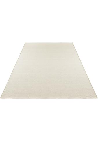 ELLE DECORATION Teppich »Millau«, rechteckig, 4 mm Höhe, Flachgewebe, In- und Outdoor... kaufen