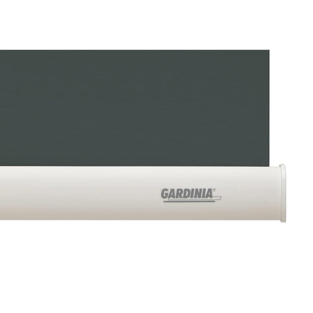 GARDINIA Seitenzugrollo »Uni-Rollo Abdunklung«, verdunkelnd, 1 Stück, im Fixmass