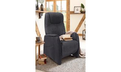 Home affaire TV-Sessel »Mamba«, 3 Grössen, wahlweise manuell oder elektrisch... kaufen