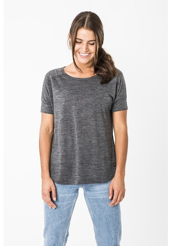 SUPER.NATURAL T-Shirt »W ISLA TEE«, optimaler Merino-Materialmix kaufen