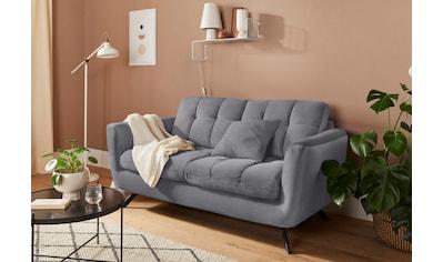 Mr. Couch 2-Sitzer »Hailey«, 5 Jahre Hersteller-Garantie auf Kaltschaumpolsterung,... kaufen