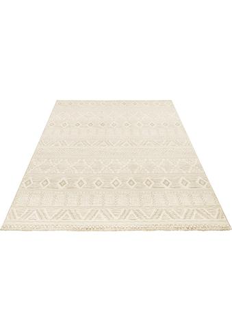Teppich, »Roanne«, ELLE Decor, rechteckig, Höhe 11 mm, maschinell gewebt kaufen