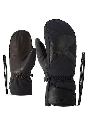 Ziener Skihandschuhe »GETTERO AS(R) AW MITTEN« kaufen
