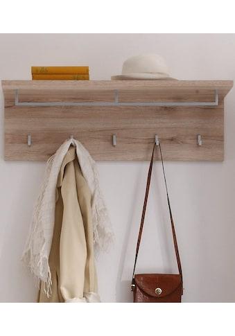 trendteam Wandpaneel »Malea«, mit 1 Kleiderstange kaufen
