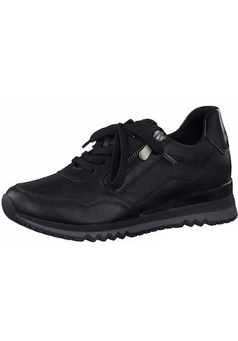 MARCO TOZZI Sneaker, mit gepolstertem Schaftrand kaufen