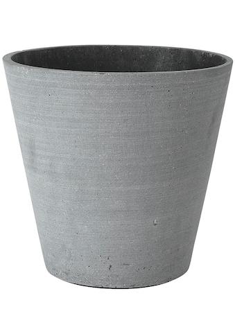 BLOMUS Übertopf »Pflanzgefäss -COLUNA- dunkelgrau« kaufen