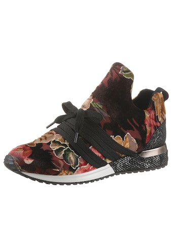 La Strada Slip-On Sneaker, mit opulentem Blütenprint kaufen