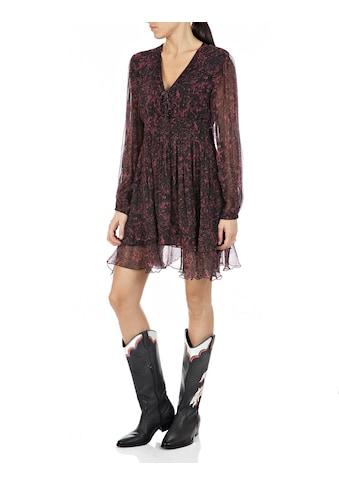 Replay Sommerkleid, im angesagtem Alloverprint kaufen